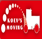 Koevs-Moving logos
