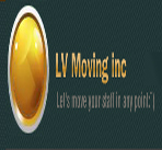 LV Moving INC logo
