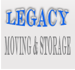 Legacy Moving & Storage logo