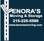 Lenoras Moving Company logo