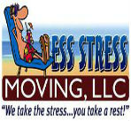 Less Stress Moving logo