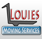 Louies Moving Services logo