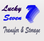 Lucky Seven Transfer & Storage logo
