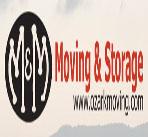 M & M Moving & Storage logo