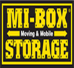 MI-Box Moving and Mobile Storage logo
