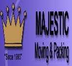 Majestic Moving & Packing logo