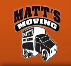 Matts Moving logo