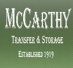 McCarthy Transfer & Storage logo