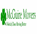 McGuire Movers logo