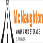 McNaughton Moving logo