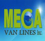 Mega Van Lines Inc logo