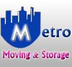 Metro Moving & Storage logo