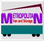 Metropolitan Van and Storage logo