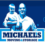 Michaels Moving and Storage logo