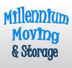 Millennium Moving & Storage logo