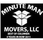 Minute Man Movers, LLC logo