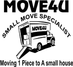 Move4u Small Move Specialist logo