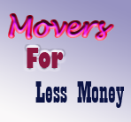 Movers For Less Money logo