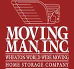 Moving Man Inc logo