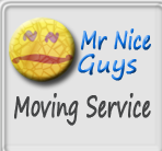 Mr Nice Guys Moving Service logo