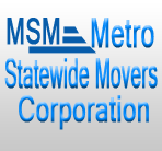 Msm Metro Statewide Movers Corporation logo