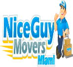 Nice Guy Movers Miami logo