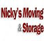 Nickys Moving  and Storage logo