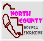 North County Moving & Storage Inc logo