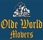 Olde World Movers logo