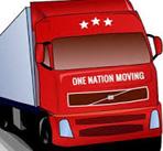 One Nation Moving logo