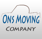 Ons Moving Company logo