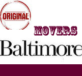 Original Movers Baltimore MD logo