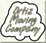Ortiz Moving Company logo