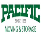 Pacific Moving & Storage logo