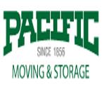 Pacific Moving & Storage logo