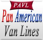 Pan American Van Lines, Inc logo