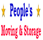 Peoples Moving & Storage logo