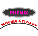Phenix Moving & Storage logo