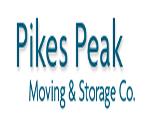 Pikes Peak Moving & Storage Co logo