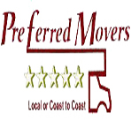 Preferred Movers logo