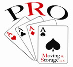 ProAce International Moving and Storage logo