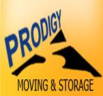 Prodigy Moving & Storage logo