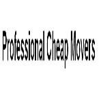 Professional Cheap Movers logo