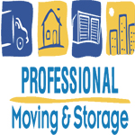 Professional Moving logo
