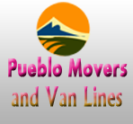 Pueblo Movers and Van Lines logo