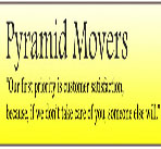 Pyramid Movers logo