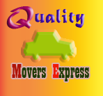 Quality Movers Express logo