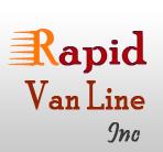 Rapid Van Line, Inc logo