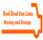 Real Deal Van Lines logo
