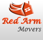 Red Arm Movers logo